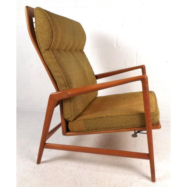 Ib Kofod-Larsen High Back Lounge Chair - Image 3 of 10