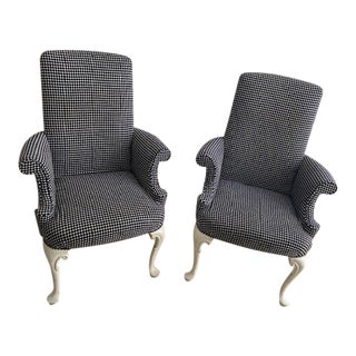 Henredon Parlor Chairs - A Pair For Sale