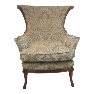 Early 20th Century Fan Back Chair For Sale