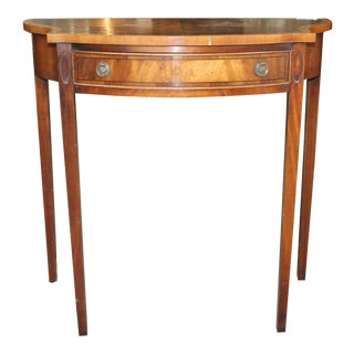 19th Century Empire Style Console Table For Sale
