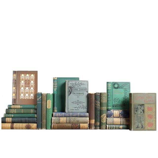 Ornate Antique Books - Set of 22 - Image 1 of 2