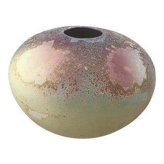Tony Evans Pottery Vase For Sale