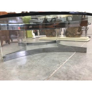 Lucite Coffee Table by Alessandro Albrizzi Preview