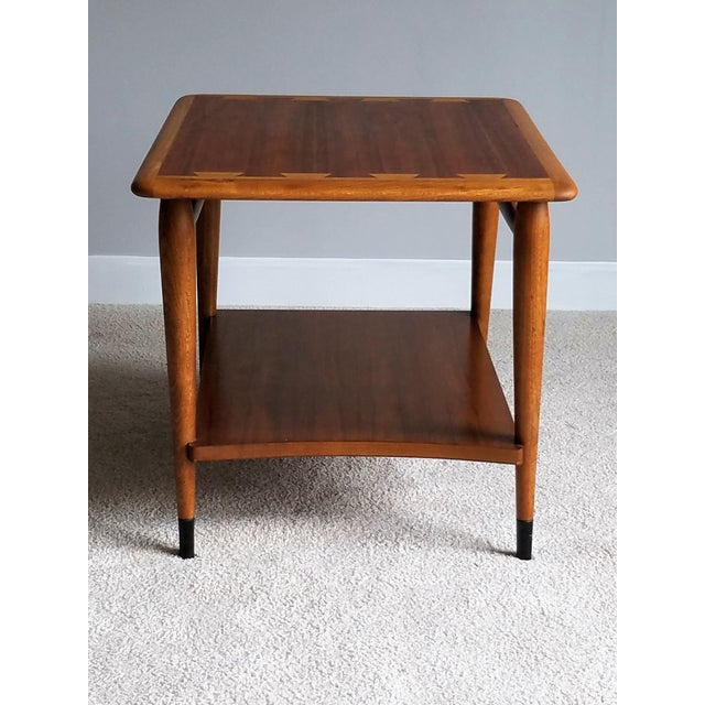 Lane Mid-Century Acclaim Side Tables - A Pair - Image 8 of 8