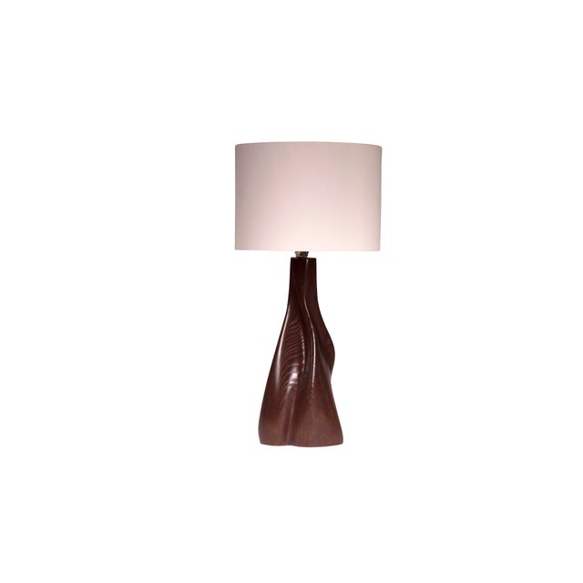 Amorph Nectar Table Lamp - Dark Brown For Sale - Image 4 of 8