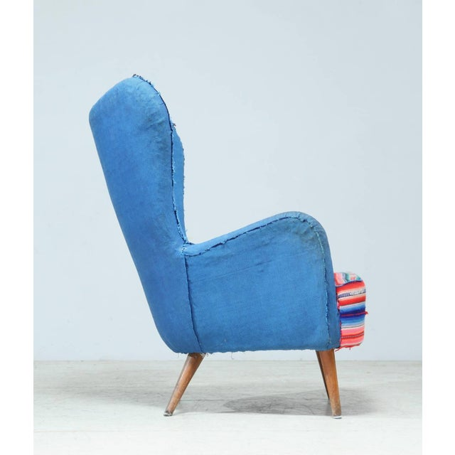 A lounge chair by British designer Ernest Race, designed in 1946 and produced by the Race Furniture Company. The chair is...