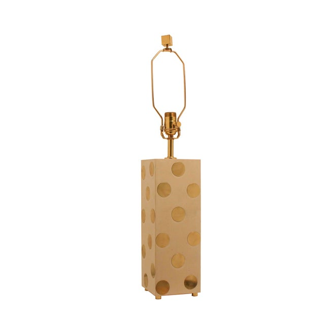Contemporary Domino Lamp For Sale - Image 3 of 7