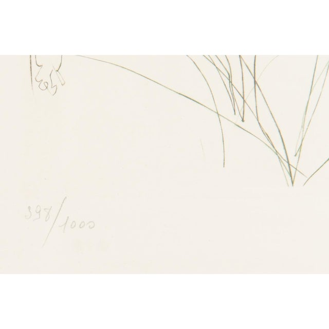 """Salvador Dali """"Adam & Eve"""" Signed Lithograph - Image 6 of 10"""