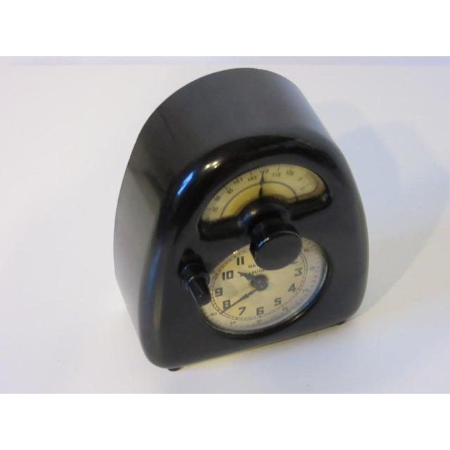 Brown Isamu Noguchi Hawkeye Timer For Sale - Image 8 of 12
