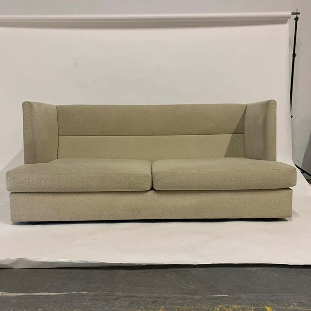 Milo Baughman Shelter Sofa - Excellent For Sale In New York - Image 6 of 11