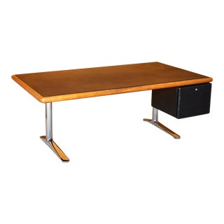 Warren Platner Executive Desk For Sale