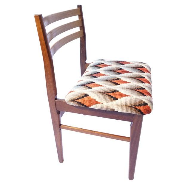 Danish Modern Teak & Beech Chairs - Set of 6 - Image 4 of 7