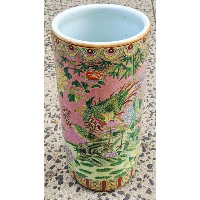 Fresh from local Rye New York estate, we have a pleasure to offer you this drop dead gorgeous antique Chinese Porcelain...