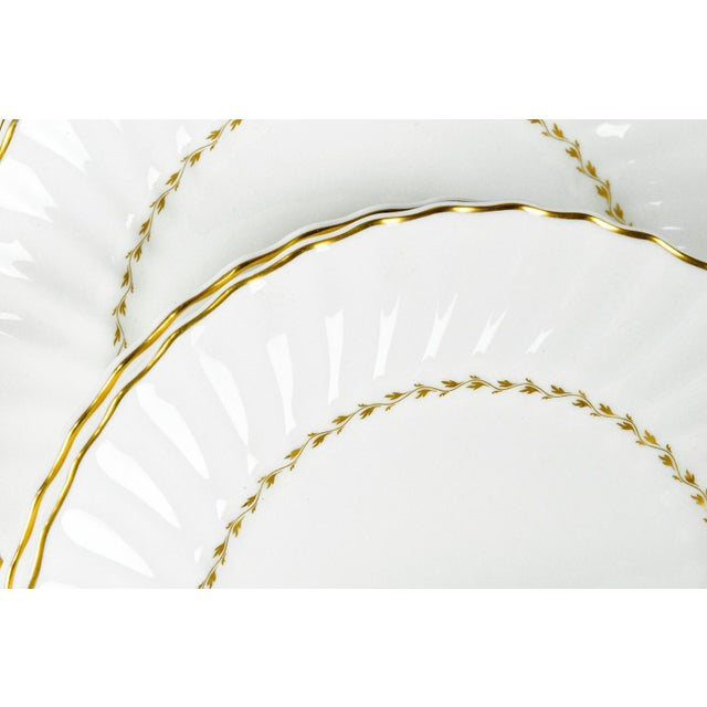Mid 20th Century Mid Century English Royal Doulton Dinnerware - Set of 71 For Sale - Image 5 of 8