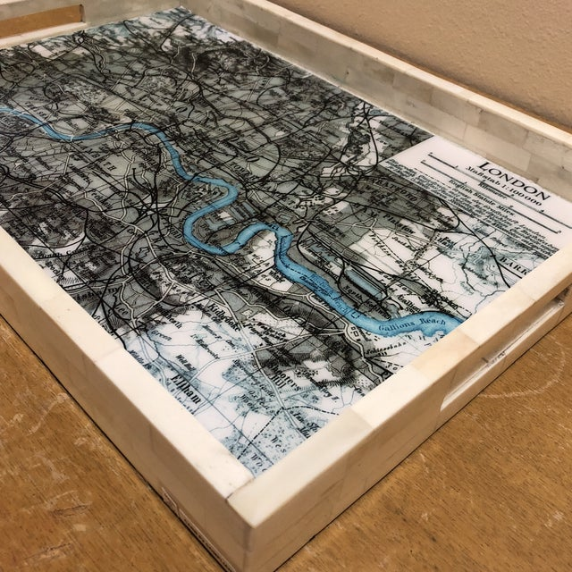 Mr Browns Piccadilly Tray has been one of my favorite accessories. The blue on the map brings new possibilities to the...