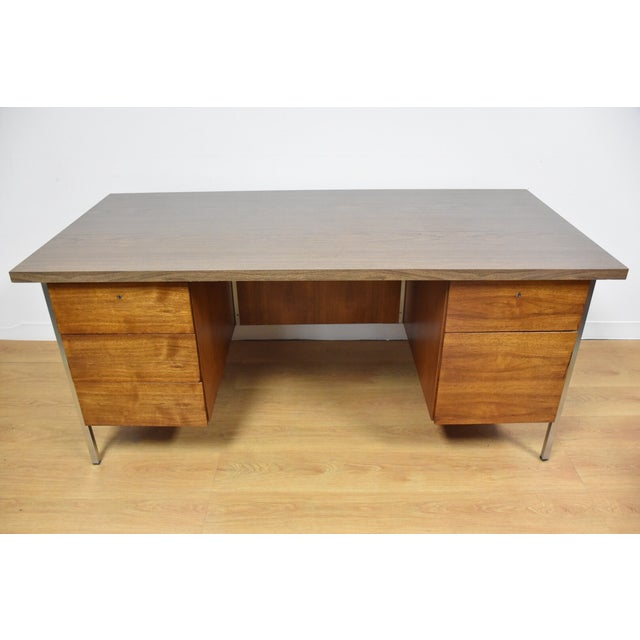 Knoll Knoll Office Desk For Sale - Image 4 of 11