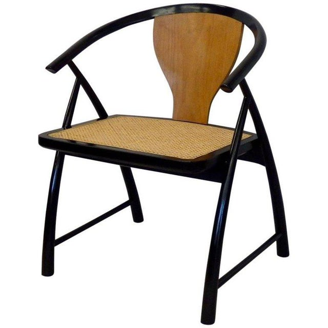 Metal Michael Taylor for Baker Side Chair For Sale - Image 7 of 7