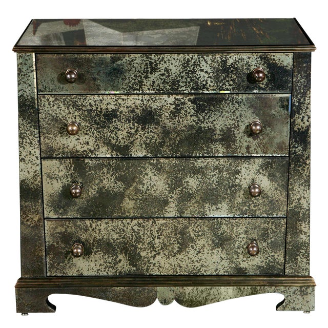 Paul Marra European Style Mirrored Chest - Image 1 of 10