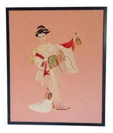 Image of Japanese Textile Art