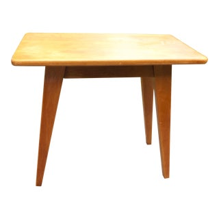 1960s American Classical Hayword Wakefield Style End Table For Sale