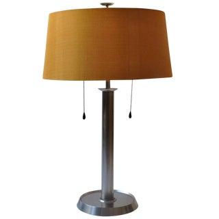 Bag Turgi 1930s Modernist Desk Lamp For Sale