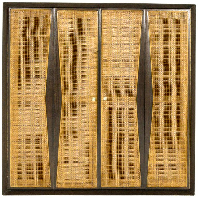 1950s Floating Liquor Cabinet by Vladimir Kagan for Grosfeld House For Sale - Image 13 of 13