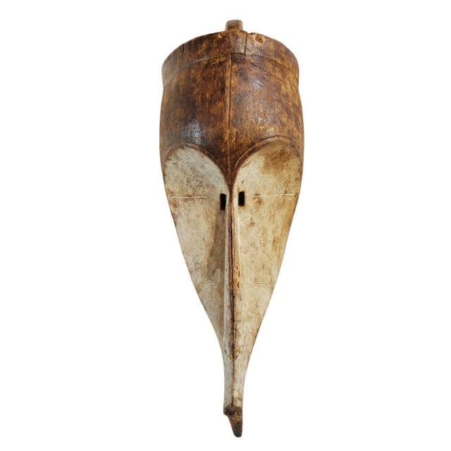 1990s Fang Gabon Mask For Sale - Image 5 of 5
