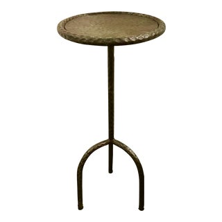 Sultan Round Drink Table For Sale