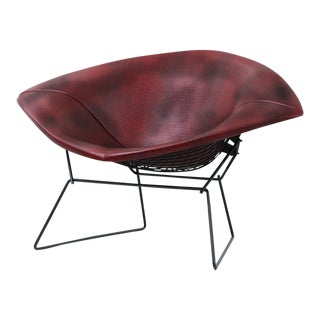 Rocking Diamond Bertoia Chair For Sale