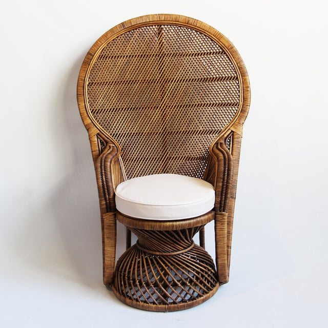 Plantation Peacock Chair - Image 2 of 6