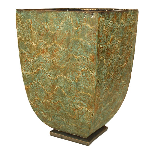 American Post-War Design Large Jardiniere, by Gary DiPasquale For Sale