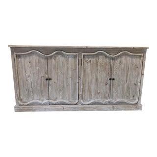 Reclaimed Fir Wood Pauline Sideboard For Sale