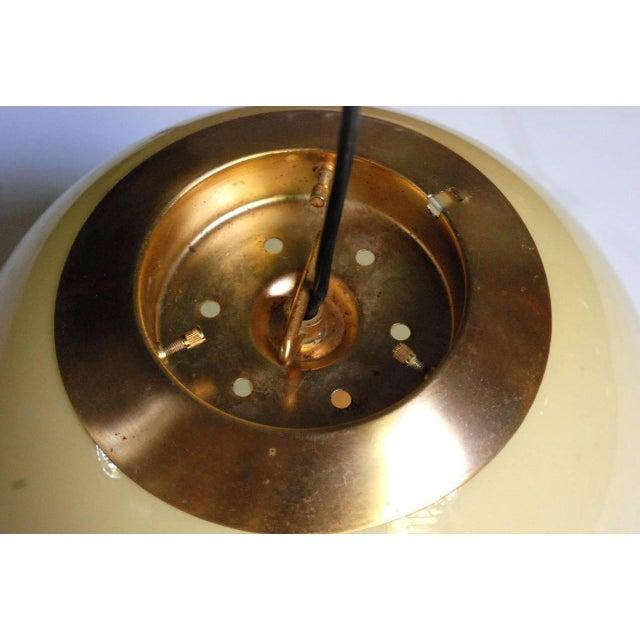 1960s Anemone Globe by Ludovico Diaz De Santillana for Venini For Sale - Image 5 of 6