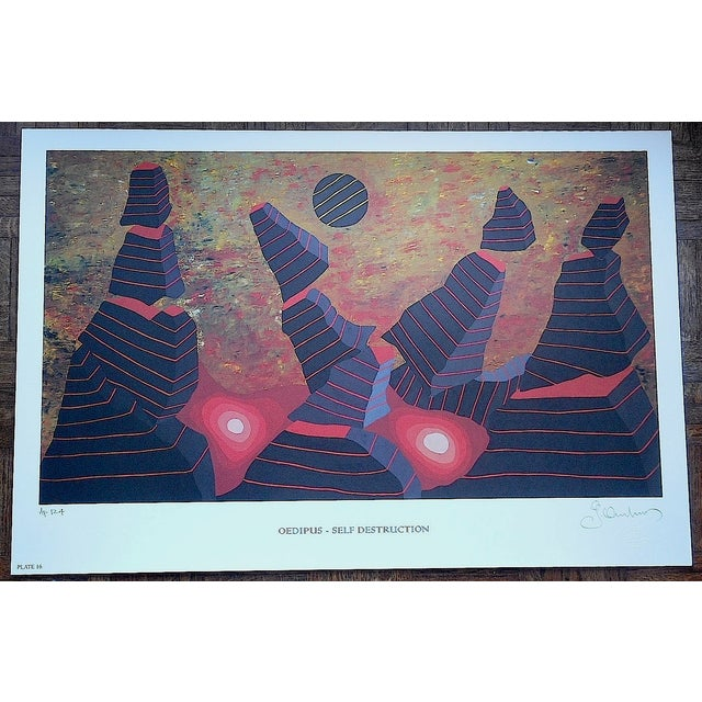 Monographia Lithograph by George Andreas - Image 2 of 4