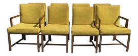 Image of Michael Taylor Dining Chairs