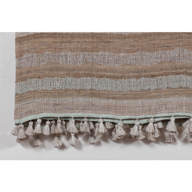 Our contemporary line of cushions, pillows, throws, bedcovers, bedspreads and yardage handwoven in India on antique...