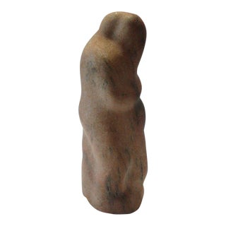 1960s Abstract Nude Sculpture by Joe Dudley For Sale