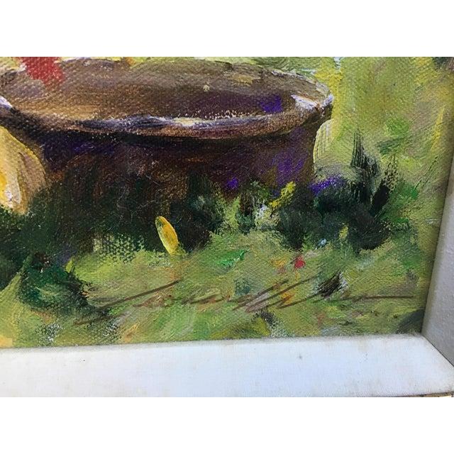 """2000 - 2009 Leonard Wren """"Spring Chickens"""" Framed For Sale - Image 5 of 8"""