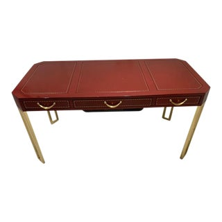 Custom Cartier Box Inspired Desk For Sale