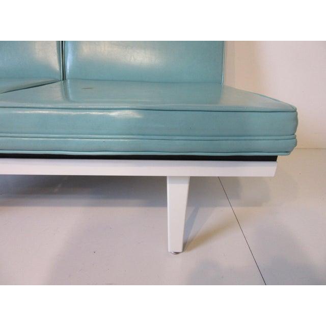 George Nelson Steelframe Sofa / Loveseat by Herman Miller For Sale In Cincinnati - Image 6 of 9