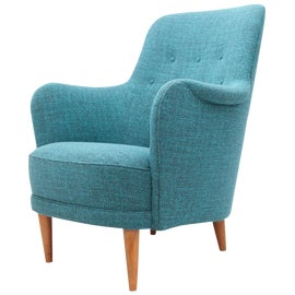 Image of Carl Malmsten Accent Chairs