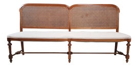 Image of Newly Made Mid-Century Modern Benches