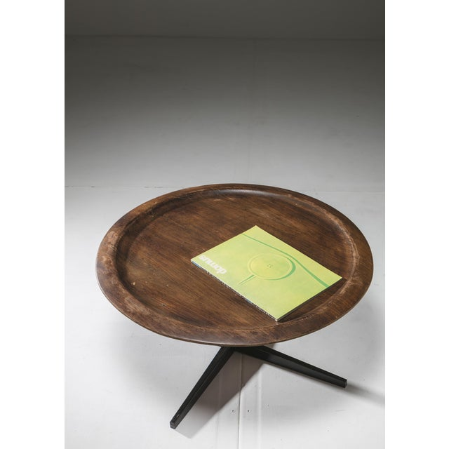 Gianni Moscatelli Side Table by Gianni Moscatelli for Forma Nova For Sale - Image 4 of 10