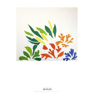 Henri Matisse-Acanthes-2010 Poster For Sale