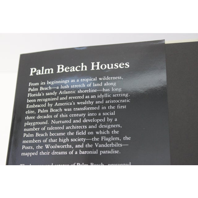 """1st Ed 1991 Rizzoli """"Palm Beach Houses"""" Coffee Table Book by Shirley Johnston For Sale - Image 4 of 13"""