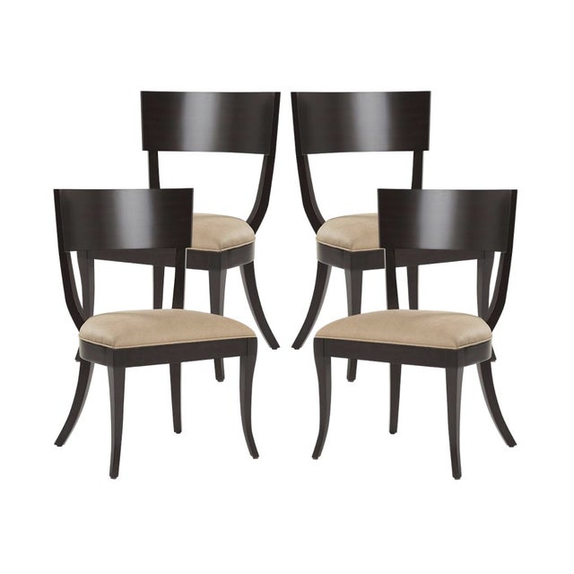 Berkeley Side Chairs - Set of 4 - Image 1 of 6