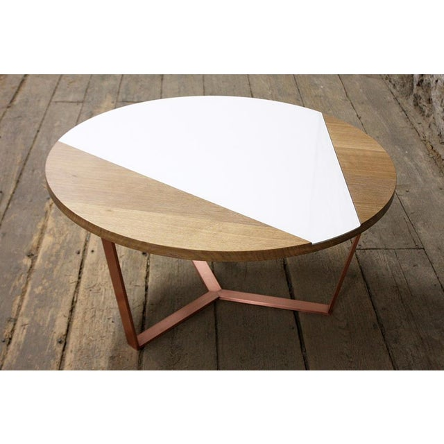VOLK Volk Furniture St. Charles Coffee Table For Sale - Image 4 of 4