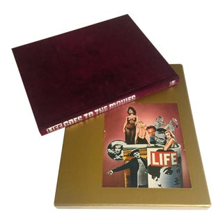 """Life Goes to the Movies"" Rare 1975 1st Edtn Slipcase Deluxe Edtn Collector's Book For Sale"