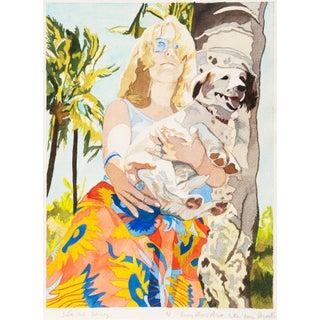 Nancy Maass Mosen: Rodeo Drive, 1972 Preview