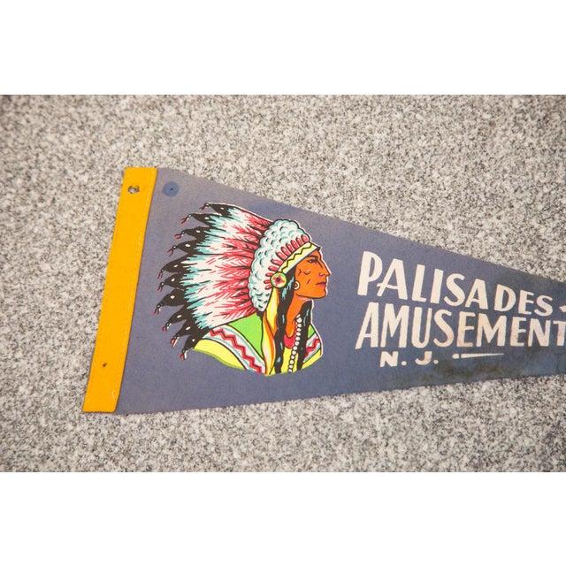 Palisades Amusement Park NJ Felt Flag - Image 2 of 3